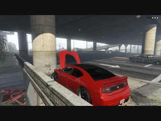 ТЕСТ Grand Theft Auto V (ультра настройки 1080р)