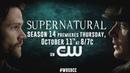 SUPERNATURAL Comic Con® 2018 Video Featuring Motörhead WBSDCC