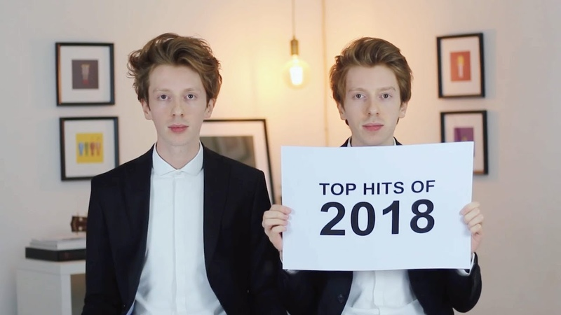 Top Hits of 2018 in 3 minutes(Ciuffi Rossi)