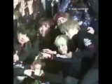 look how jimin happily enveloped yoongi at his embrace