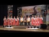 Выступление Народного коллектива фольклорного ансамбля