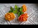 DIY Três técnicas diferentes de montagem de rosas de E V A confira