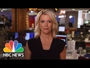 Five Things Megyn Kelly Wants You To Know About Sunday Nights | NBC News