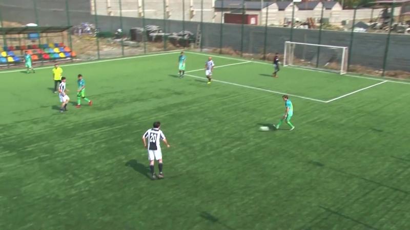 Обзор матча 2 тура ЛФЛ Дагестана Андалусия - Аксай