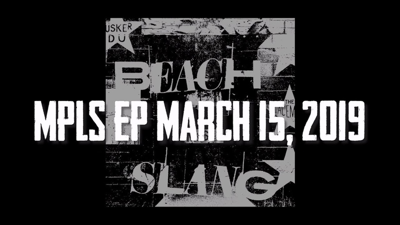"Beach Slang MPLS"" EP Available March 15 2019 official teaser"