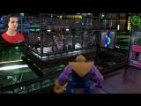[Qewbite] ВОЙНА БЕСКОНЕЧНОСТИ в LEGO Marvel Super Heroes 2! (DLC)