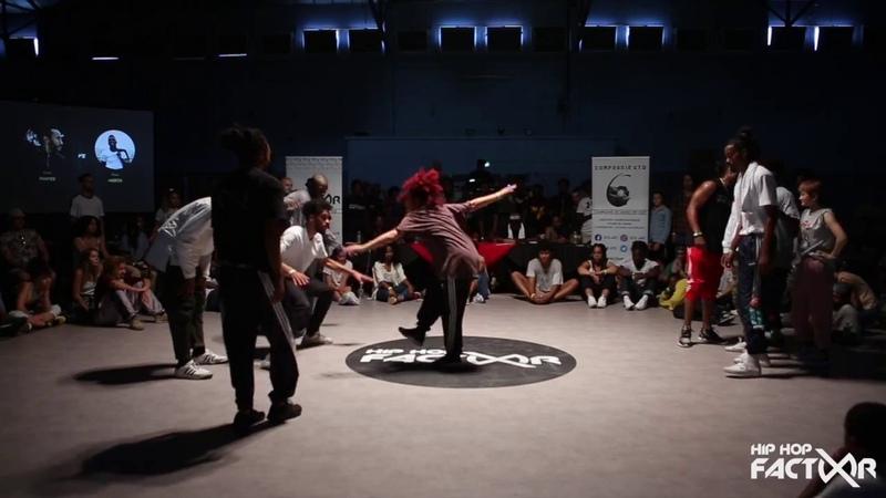 Epreuve 3 : Cohésion - Team PHYSS vs Team MEECH - Hip Hop Factor | Danceproject.info