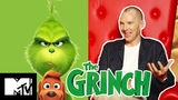 Benedict Cumberbatch On The Grinch Funniest Moments &amp His Excitement For Avengers 4 MTV Movies