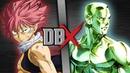 Natsu VS Iceman   DBX