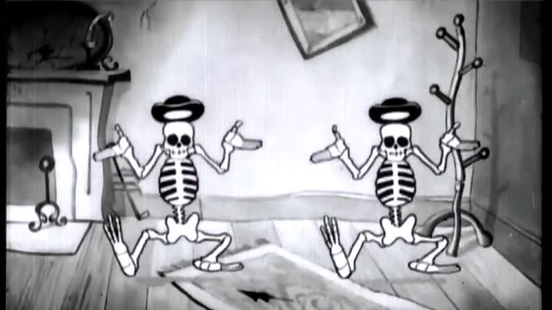 НЕЙДЖИ-EASY Mickey Mouse - The Haunted House (1929)