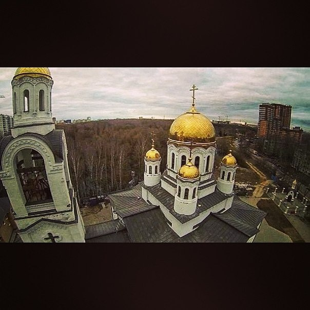 Мой Город ...