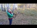 Шикарная дама с ружьём 💥