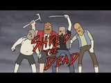 GHOUL - Shred the Dead OFFICIAL VIDEO Death Metal, Grindcore, Thrash Metal