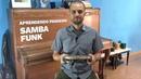 Aprendendo Pandeiro com Túlio Araújo - Samba-Funk