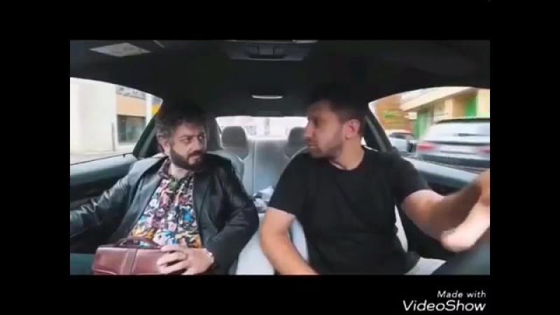 Жорик Вартанов и Амиран