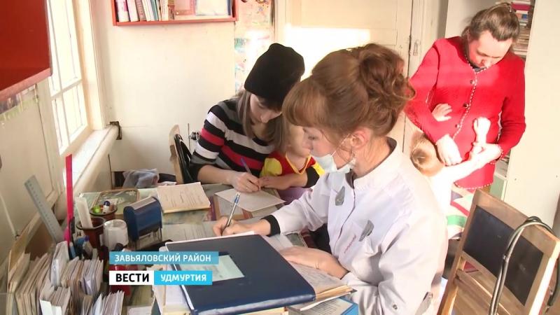 В Удмуртии более 50 врачей, приехавших работать на село по программе «Земский доктор», не получили в этом году положенный миллио