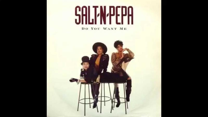 Salt'N'Pepa - Do You Want Me (1990)