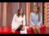 Маркеев Анатолий и Белогур Ирина в программе Мужское женское 5 выпуск 03 10 2014