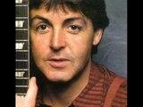 George Harrison and Paul McCartney playing Raunchy