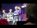 """[Fancam][03.08.2018] The 2nd World Tour """"THE CONNECT"""" in Los Angeles  (Hyungwon's Sexy Dance)"""