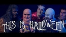 This Is Halloween The Nightmare Before Christmas VoicePlay A Cappella