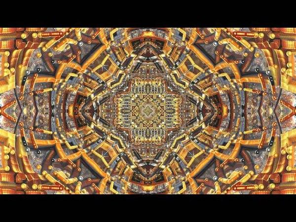 Shamans Dream - Istanbul Dubphonics (Drumspyder Remix) Visuals by Michael Strauss