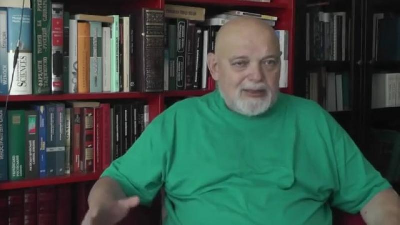 Гейдар Джемаль о жрецах - правителях мира (05.08.2018)