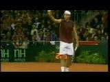 Davis Cup 2004 FINAL - Andy Roddick vs Rafael Nadal FULL MATCH