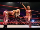 Tara vs Sky vs Love vs Rayne (Mickie James as Ref)