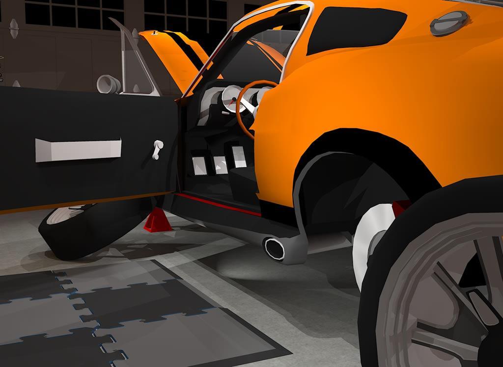 Fix My Car - Поиск предметов на Андроид