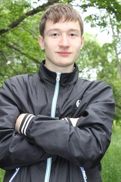 Костя Крутовский, 12 августа 1992, Новосибирск, id27547733