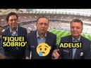 Casagrande Galvão Bueno e Arnaldo Cézar Coelho se EMOCIONAM em transmissão AO VIVO da Copa