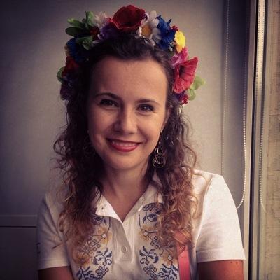 Таня Олейник