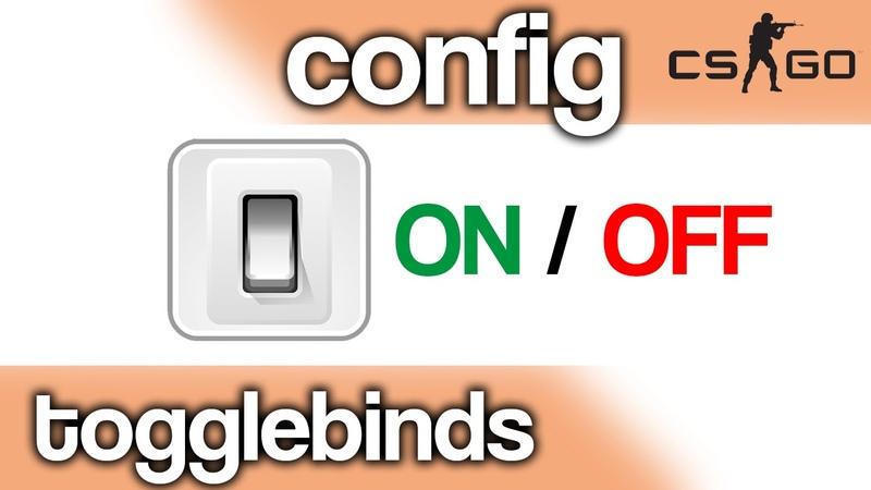 CS:GO - Config - Toggle-Binds zum Umschalten [German/deutsch]