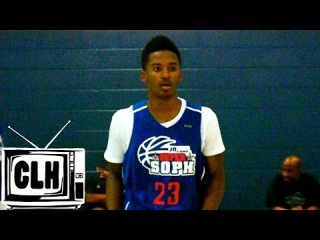 Ako Adams smooth lefty guard - Class of 2016 Basketball - Bishop O'Connell Virginia