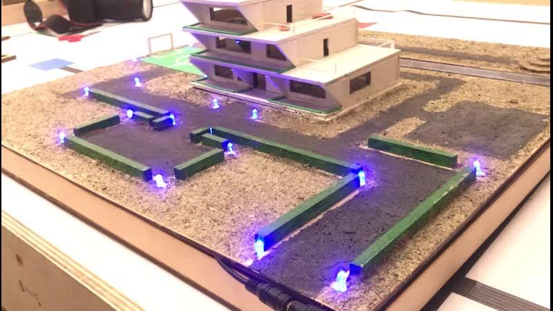 Работа учеников курса Архитектурное проектирование