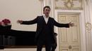 Аренский, песня певца за сценой из оперы Рафаэль .