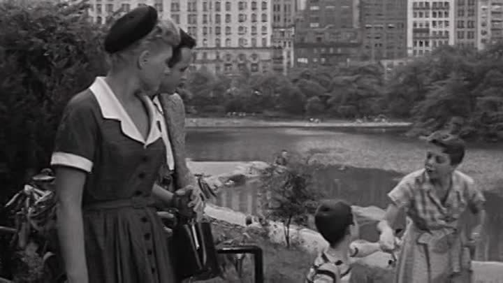 George Cukor_1953_La Rubia Fenomeno (Judy Holliday, Peter Lawford, Jack Lemmon, Connie Gilchrist, Michael O'Shea)