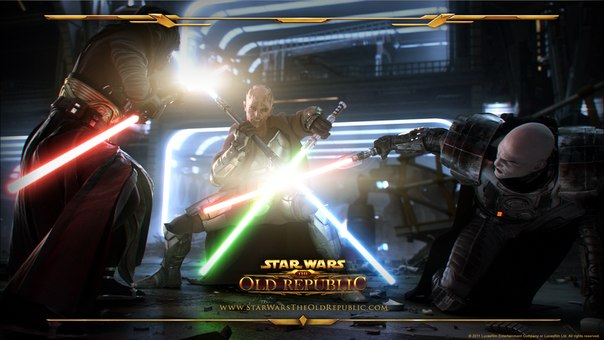 Star Wars: The Old Republic - Knights of the