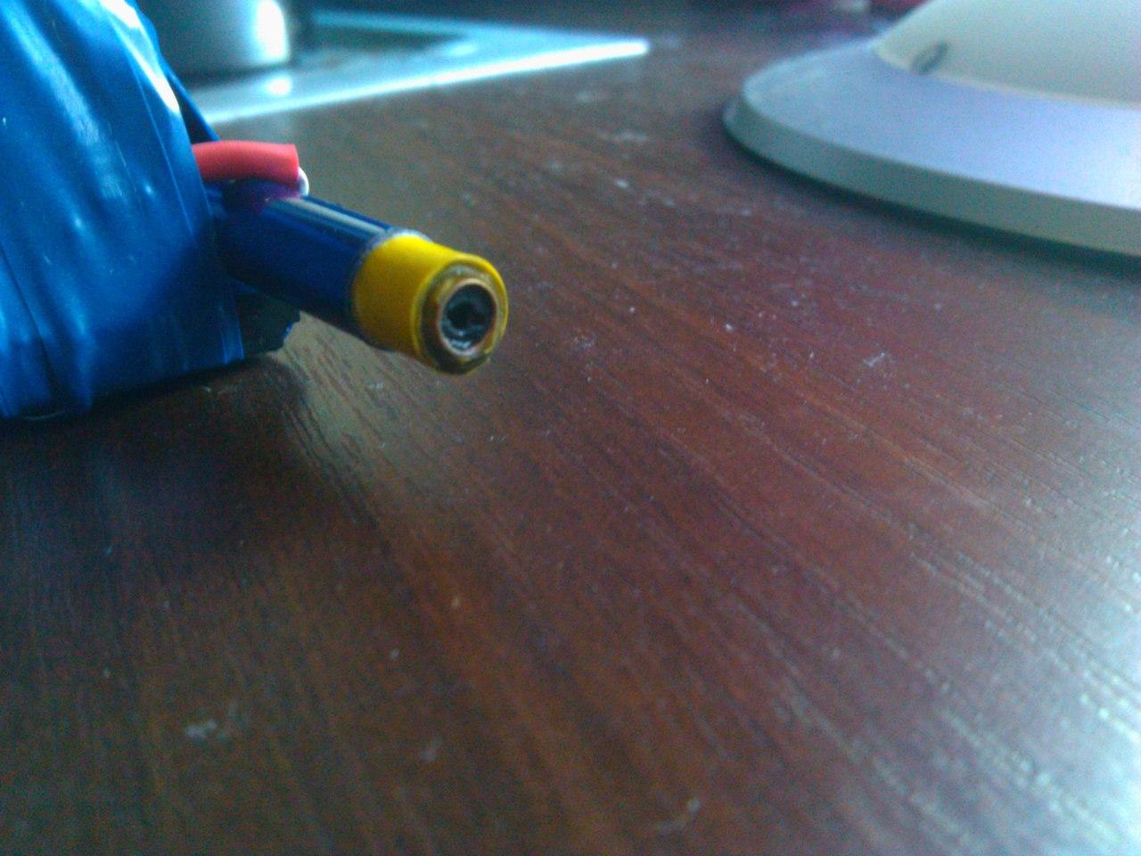 Как сделать лазер из пластика 508