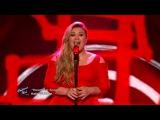 Келли Кларксон Kelly Clarkson_ Heartbeat Song - AMERICAN IDOL XIV 01 04 2015 HD