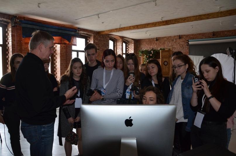Студентки ТвГТУ приняли участие во Всероссийском фестивале медиаработ