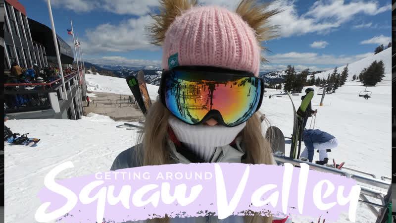 На лыжах в АМЕРИКУ! Тест новинки GoPRO Hero 7 Black