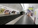 Paris Metro Extravaganza: All 16 Lines! 8 November 2016