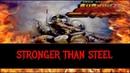 Jack Starr's Burning Starr - Stronger Than Steel ( lyric video )
