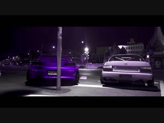[彡 紫色の日本の車彡]