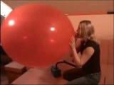 HUGE BALLOON PUMP WITH AIR MACHINE LOONER ENJOY