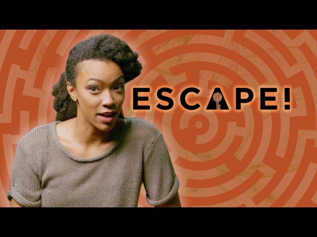 Escape The Vampire Crypt with Yvette Nicole Brown, Jim O'Heir, More! (Escape! w/Janet Varney)
