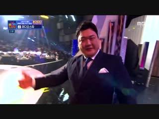 2018 MBC 연예대상 방탄소년단 상남자 BGM - - 방탄소년단 BTS @BTS_twt
