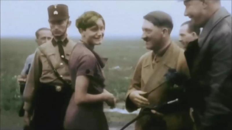 Hitler - Sem você, a Alemanha nunca teria sido salva!